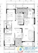 西班牙森林0室0厅0卫208平方米户型图