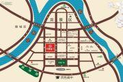万锦名门交通图