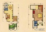 世嘉光织谷2室2厅2卫150平方米户型图