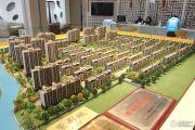紫荆城 小高层沙盘图