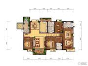 紫薇永和坊5室0厅0卫244平方米户型图