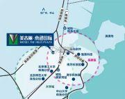 美吉丽・鼎通国际交通图