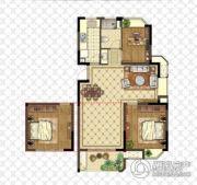 金浦御龙湾3室2厅1卫99平方米户型图
