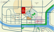 中海峰墅交通图