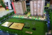 长虹国际城三期沙盘图