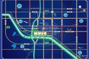 亚星金运外滩交通图