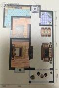 远达锦绣半岛2室2厅1卫94平方米户型图