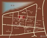 开元盛世交通图