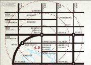 博大江山如画二期交通图