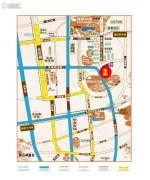 亚欧国际风情街交通图