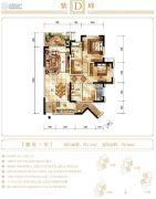 紫御江山3室0厅0卫0平方米户型图