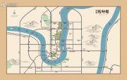 绿城・杨柳郡交通图