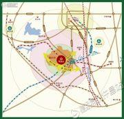 中华药王城交通图
