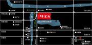 滨江华家池交通图