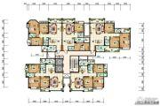 府前雅居苑3室2厅2卫0平方米户型图