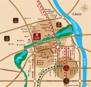 学府世家交通图
