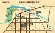 鹏渤世纪城交通图