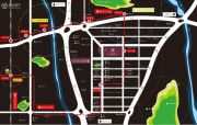 臻园阳光交通图