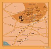 理想康城国际交通图