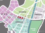 奥莱广场交通图