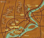 融创微风之城交通图