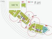 观音桥龙湖新壹街0平方米户型图