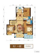滨江西溪之星0室0厅0卫108平方米户型图