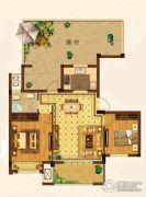 祥生・南山郡2室2厅1卫79平方米户型图