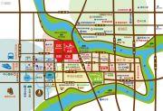 天福・泊悦城交通图