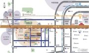 泰禾长安中心(写字楼)交通图