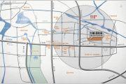 九城嘉佳家交通图