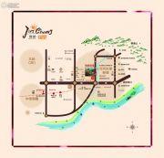 锦城邻里交通图