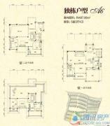 恒大金碧天下5室3厅2卫487平方米户型图