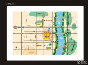 佰利奥体城交通图