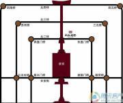 中轴国际交通图