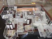 广园东东方名都4室2厅2卫140平方米户型图