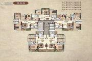 兴业家园4室2厅3卫156平方米户型图
