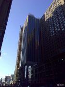 城市中坚实景图