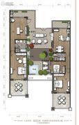 和居壹海江山4室2厅2卫153--253平方米户型图