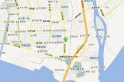 东泰城市花园交通图