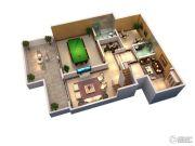 隆豪翡翠星城4室4厅4卫170平方米户型图