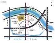 格林玫瑰湾交通图