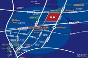 金科空港城交通图