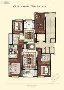 滨江保利・翡翠海岸4室2厅3卫0平方米户型图
