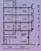 吉城花园金街+0平方米户型图