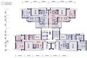 君汇半岛3室2厅2卫0平方米户型图