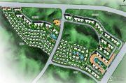 碧桂园・城市花园规划图