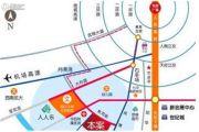 合力达卓越南城交通图