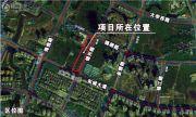 香樟林语交通图