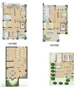 太湖锦园3室3厅4卫407平方米户型图